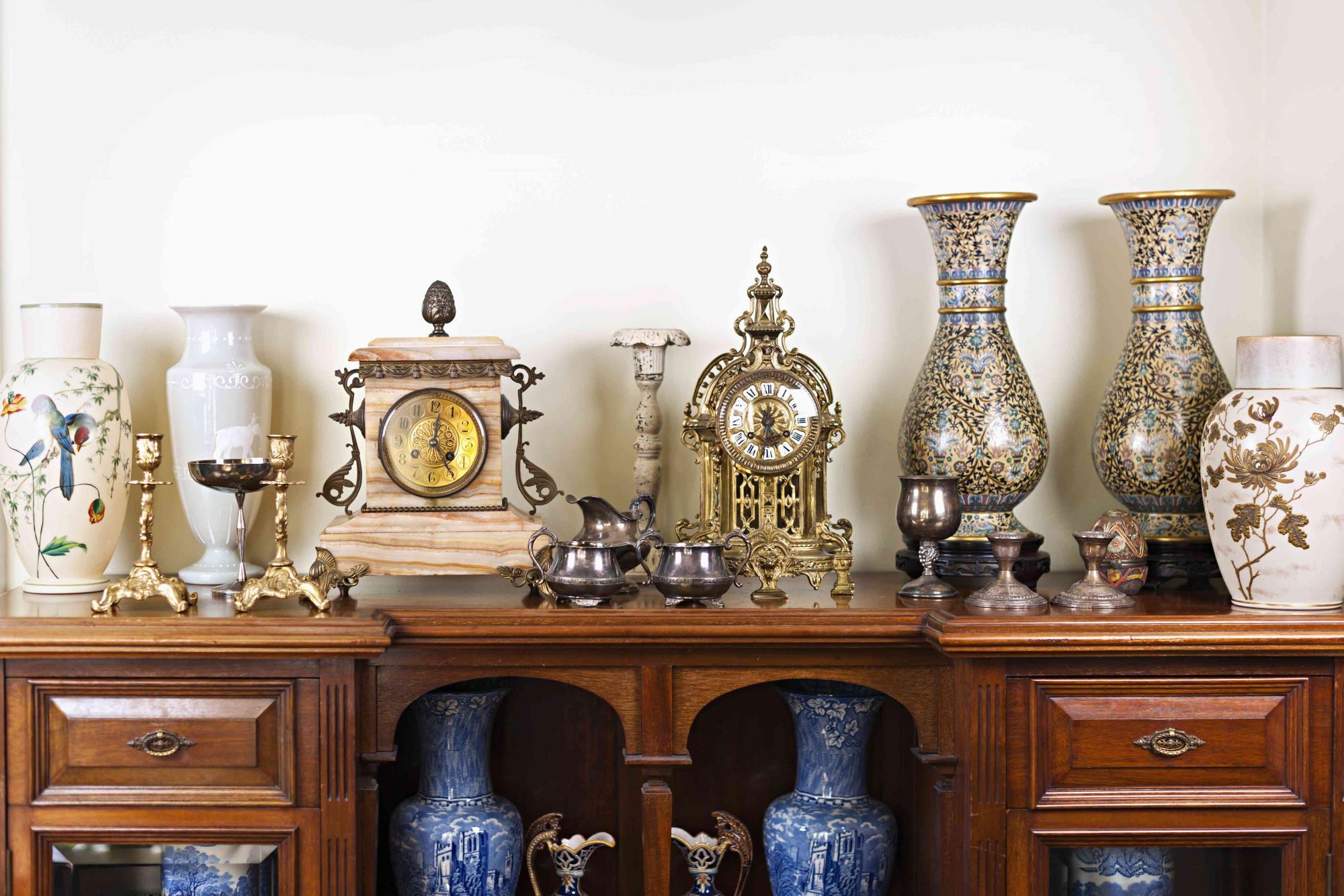 Rachat antiquités